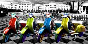 курс за скутери цена