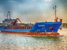 презокеански транспорт