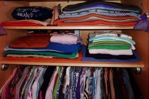 избор на гардероб