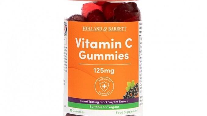 Витамин С 125мг