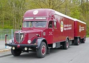 курс за камион с ремарке