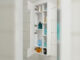 колонен PVC шкаф